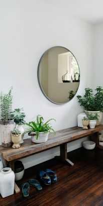 round mirror consept 1