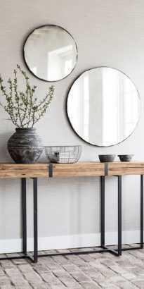 round mirror consept 2