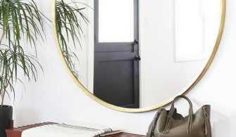 round mirror consept 8