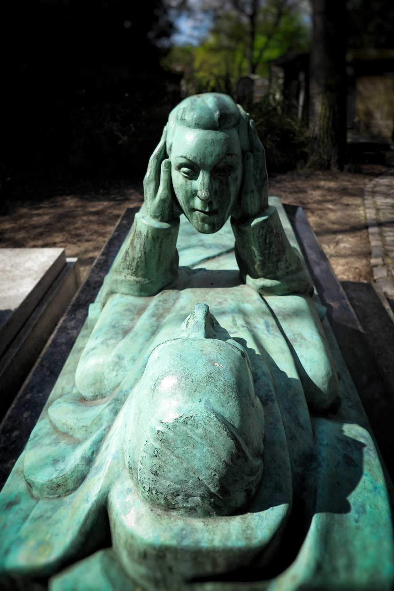 Fernand Arbelot'un Mezar taşı 3