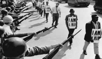 amerika'da Siyahi Mücadele Tarihi